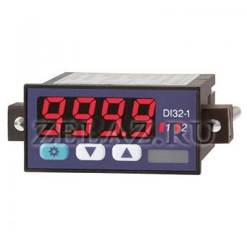 Цифровой индикатор с многофункциональным входом DI32-1 - фото