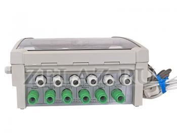 Стационарный газоанализатор отходящих (дымовых) газов ДОЗОР-С