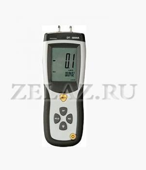 Дифманометр цифровой DT-8890A - фото