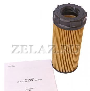 Фильтр всасывающий сетчатый 40-80-2 - комплектность