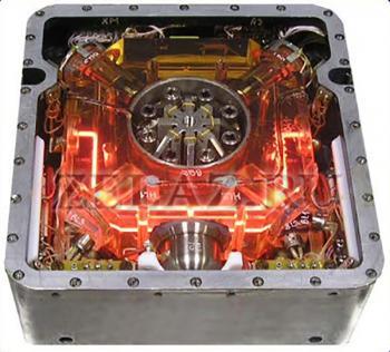Лазерные гироскопы RL-28, RL-16, RL-08 для навигационных систем - фото