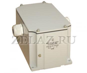 Клеммная коробка ККС АС - фото