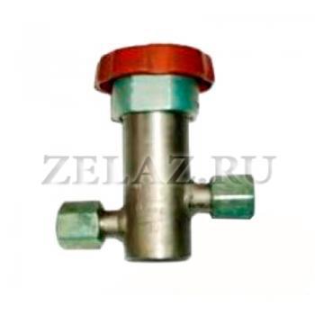 Клапан запорный сильфонный АА 26014 - фото