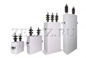 Конденсаторы КПС-0,4-12,5-3, КПС-0,4-15-3 - фото
