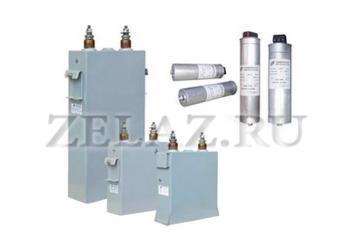 Конденсаторы КПС-0,4-3,33-2, КПС-0,4-4,17-2 - фото