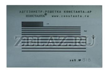 Адгезиметр-решетка Константа-АР-2 - фото