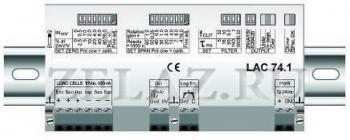 Аналоговый тензопреобразователь-усилитель LAC 74.1 - фото