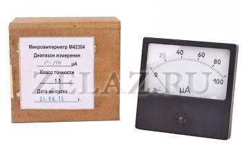 Прибор М42304 в заводской упаковке - фото