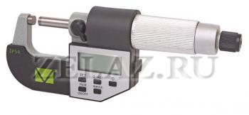 Микрометр гладкий МКЦ-50-0,001 - вид спереди