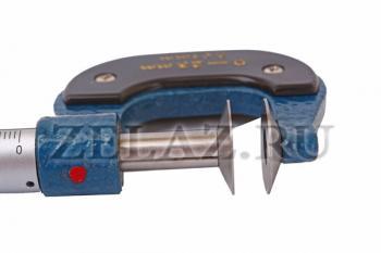 Микрометр зубомерный МЗ-25 -0,1 - вид сбоку