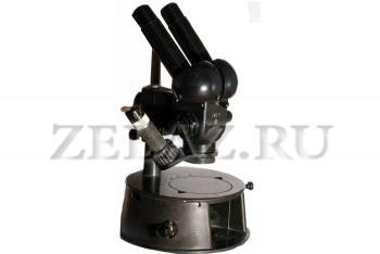 Фото микроскопа МБС-1
