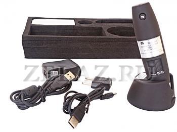 Микроскоп отсчетный с USB-кабелем - фото