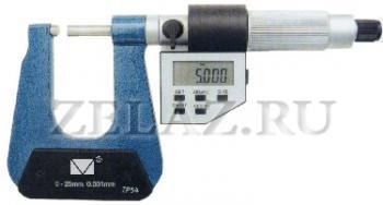 Микрометр МКГ для глубоких измерений - фото