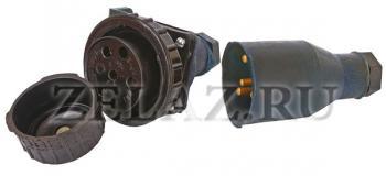 Муфта кабельная штепсельная МР-2 - фото