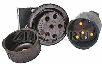 Муфта штепсельная МР-2 (общий вид)