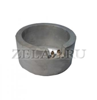 Алюминиевый кольцевой нагреватель - фото