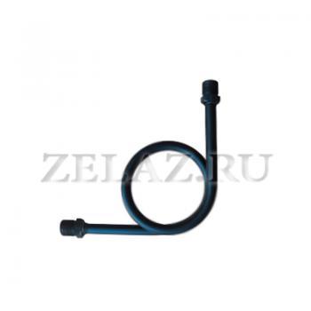 Отвод сифонный (трубка Перкинса) угловой, G1/2 наружная-G1/2 наружная - фото