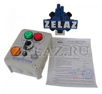 Пульт ПУC-АТ для управления светофором