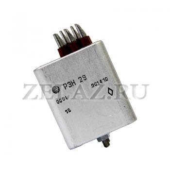 Реле электромагнитное РЭН 29 - фото