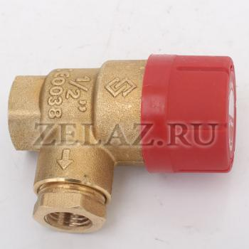 Резьбовой клапан 3 bar 1-2 - фото 3