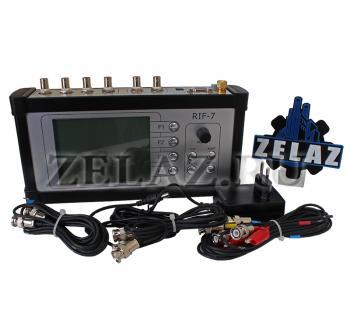 Цифровой импульсный рефлектометр РИФ-7