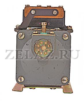 Реле РВП-72М-3323  - вид сзади