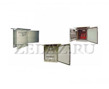 Шкафы защиты и автоматики наружной установки РШ - фото