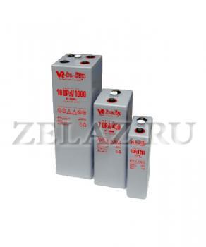 Стационарные герметичные батареи серии OPzV SOLAR фото 1