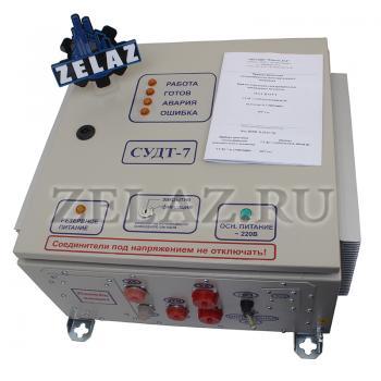 Система управления дозатором топлива СУДТ-7 фото 2