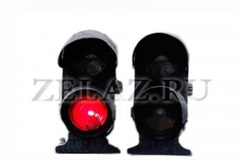 Светофор карликовый У-7144-00-00Д - фото