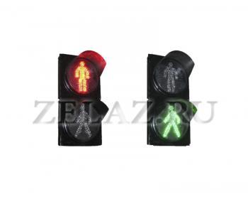 Светофоры пешеходные П 1.1-АТ и П 1.2-АТ