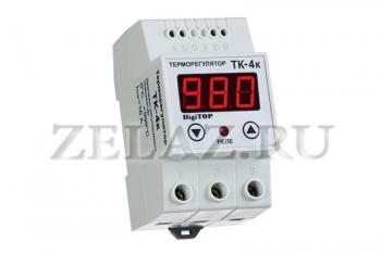 Терморегулятор ТК-4н - фото