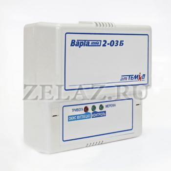 Сигнализатор газа «ВАРТА 2-03П»  на метан или окись углерода - фото