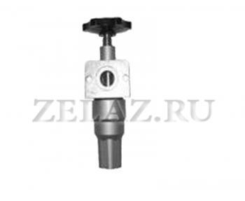 Вентиль с обратным клапаном П-МК07 - фото