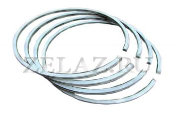 Кольцо маслосъемное ЦНД ПК 3,5-03-003 БМЗ зап - фото